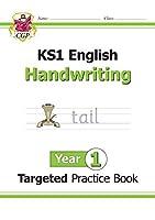 KS1 English Targeted Practice Book: Handwriting - Year 1