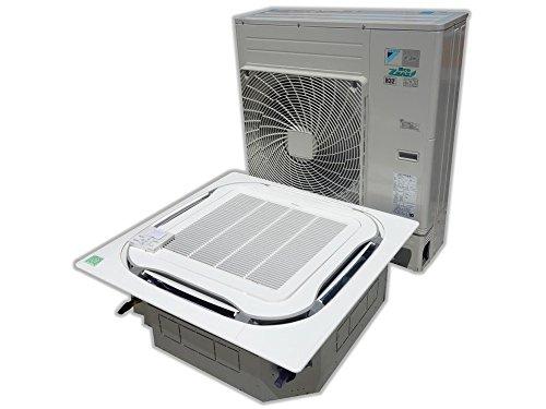 M▽ダイキン 業務用エアコン 2015年 5.5馬力 天カセ リモコン付 FHCP160DB (07649)