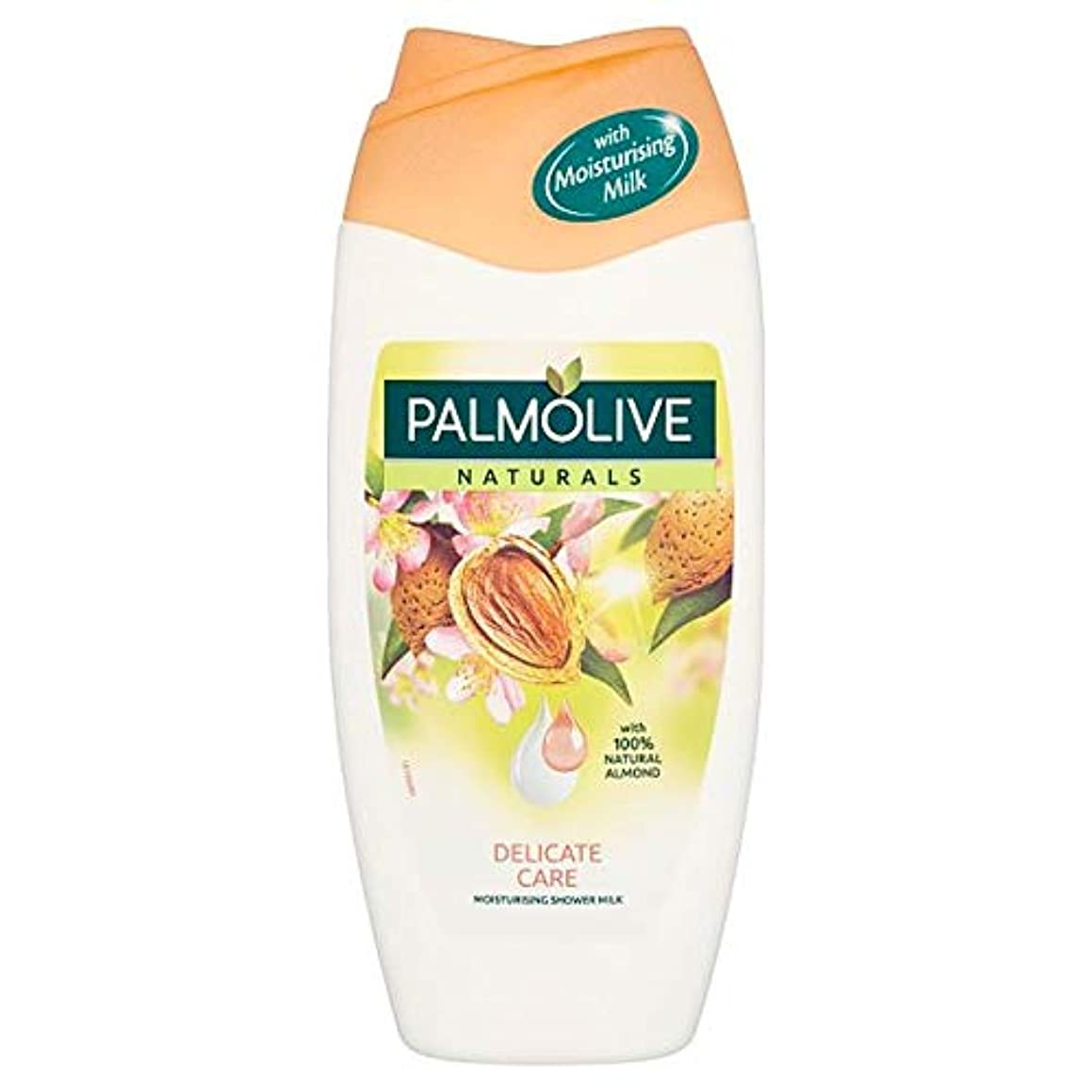 姉妹怠惰うまれた[Palmolive] Palmolive社ナチュラルズは、シャワージェル250ミリリットルアーモンド - Palmolive Naturals Almond Shower Gel 250Ml [並行輸入品]