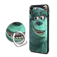 モンスターズ ? インク Monsters University スマホケース スマホカバー IPhone 7 IPhone 8 IPhoneカバー IPhoneケース ケース スマートフォン 携帯電話 家電 スマートフォンアクセサリ 携帯電話アクセサリ アクセサリ?サプライ リング付き