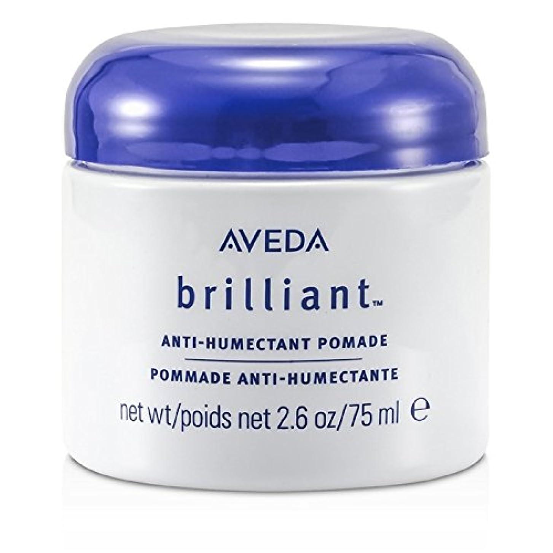 まもなく傷つける言うアヴェダ ブリリアント アンチホメクタントポマード 75ml/2.6oz並行輸入品