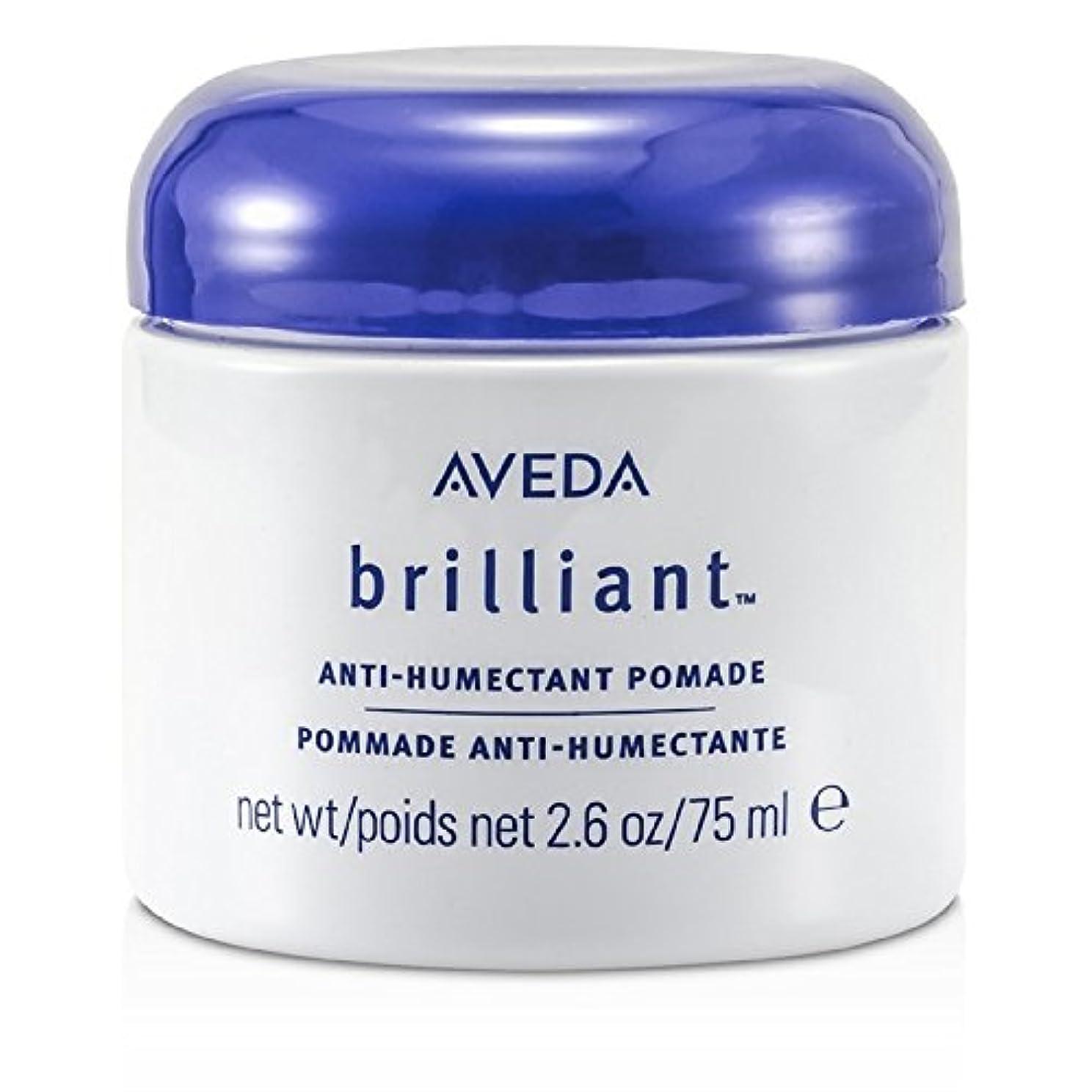 耐久醜い職業アヴェダ ブリリアント アンチホメクタントポマード 75ml/2.6oz並行輸入品