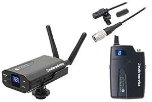 audio-technica オーディオテクニカ ラベリアマイクロホンカメラマウントシステム ATW-1701/L