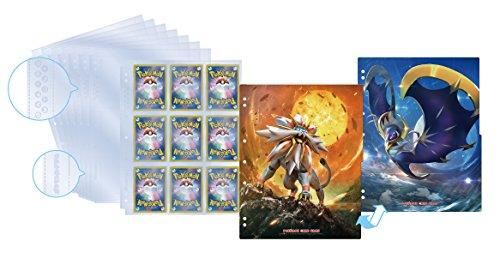 ポケモンカードゲーム コレクションリフィル ソルガレオ・ルナアーラの詳細を見る