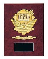 優勝楯 表彰楯 彫刻 名入れ トロフィー 【珠算】 高さ150mm ウィンシールド WIN