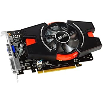 ASUSTeK NVIDIA GT650チップセット搭載グラフィックカード GTX650-E-1GD5 【PCI-Express3.0】