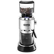 DeLonghi Dedica Electric Coffee Grinder - KG 521M - Black
