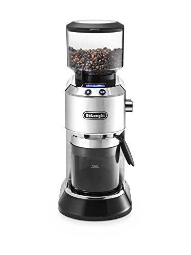 De'Longhi Dedica, Electric Coffee Grinder, KG 521M, Black