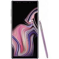 Samsung サムスン Galaxy Note9 Dual N9600 (SIMフリー) 512GB Lavender purple/パープル 香港版 最強スペックQualcomm Snapdragon 845, Octa-core (4x2.8 GHz Kryo 385 Gold & 4x1.7 GHz Kryo 385 Silver) 並行輸入品