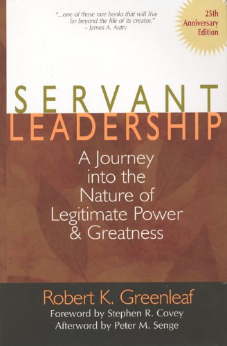 servant leadership 25th anniversary
