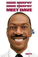 Meet Dave映画ポスター2SidedオリジナルバージョンB 27x 40EDDIE MURPHY