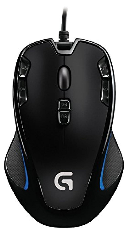 ジョグ半円鼓舞するLogitech G300s Optical Gaming Mouse (910-004360) [並行輸入品]