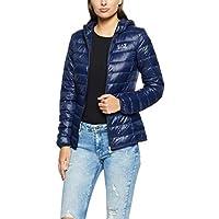 Ea7 emporio armani Women's Down Jacket, Black, XL