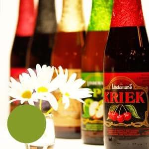 リンデマンス・フルーツビール5本セット【ベルギービールな生活 オリジナル商品】