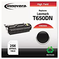 ivr83650–Innovera Remanufactured t650h21a t650dnトナー