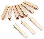 BEAUTY PLAYER Hair Clips, Approx. 30 Pieces, 2.2 inches (55 mm) Length, Hair Clips, Metal Fittings, Hair Acces