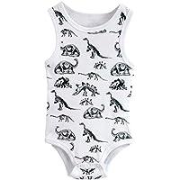 Bumps2Babies Rex Baby Romper   Dinosaur Design   Bodysuit   Baby Shower
