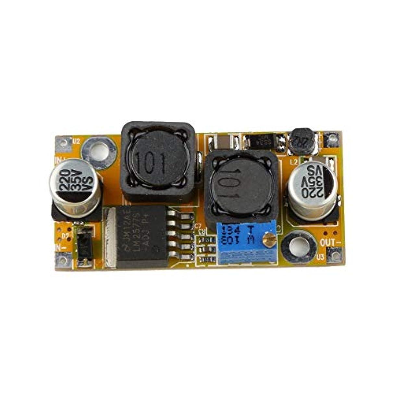 チーフペパーミント地球DC-DCブースト降圧コンバータステップアップステップダウン電源モジュール3-35V 2.2-30Vへ