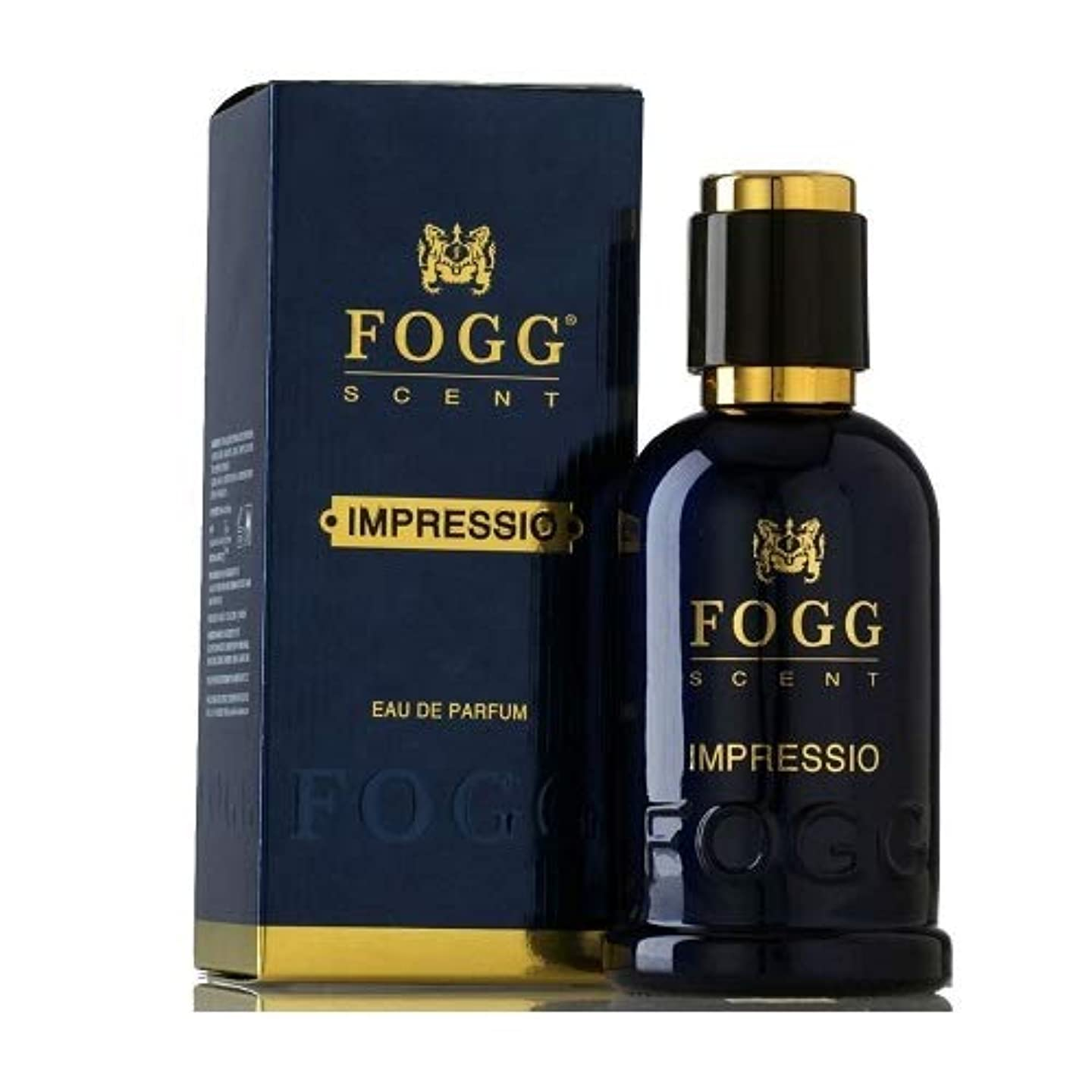 快いドライバ教授Fogg Impressio Scent for Men, 90ml