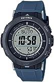 [カシオ] 腕時計 プロトレック ソーラー PRG-30-2JF メンズ ネイビー