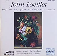 Loeillet;Oboe & Harpsichord So