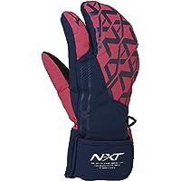 ミズノ(MIZUNO) スキーウェア Jr NXT3ホンユビミトン Z2JY8543