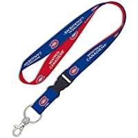 """NHL Montreal Canadiens Lanyard with Detachable Buckle, 3/4"""""""