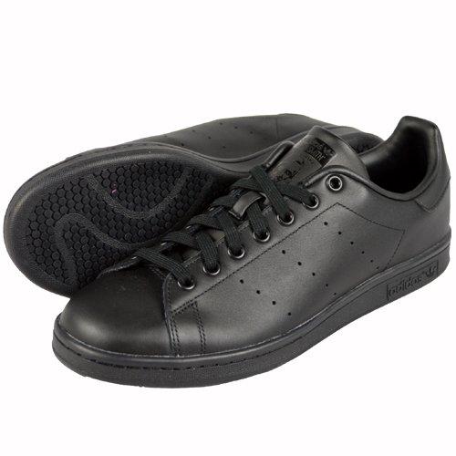 adidas STAN SMITH/アディダス スタンスミス/BLACKxBLACK/ブラック×ブラック/M20327