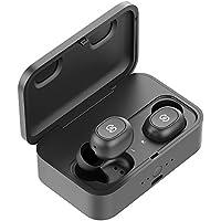 【Bluetooth進化&iPhone/Android適用】 SoundPEATS(サウンドピーツ) Bluetooth 5.0 イヤホン 高音質 低遅延 自動ペアリング 完全 ワイヤレス イヤホン 20回フル充電ケース付き Bluetooth イヤホン 防水&防汗 左右分離型 片耳&両耳モード Siri対応 超軽量