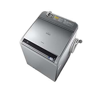 日立 10.0kg 洗濯乾燥機 シルバーHITACHI ビートウォッシュ BW-D10XTV-S