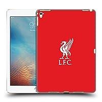 オフィシャル Liverpool Football Club ホワイトロゴinレッド Liver Bird iPad Pro 9.7 (2016) 専用ハードバックケース
