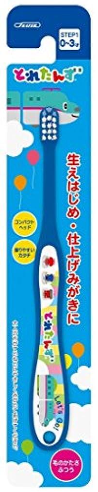 解釈伝説読書スケーター 歯ブラシ ブルー 15cm TB4N