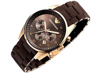 [エンポリオ アルマーニ]EMPORIO ARMANI クロノグラフ 腕時計 AR5890 [並行輸入品]
