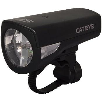 キャットアイ(CAT EYE) LEDヘッドライト ECONOM HL-EL340ブラック 電池式