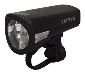 キャットアイ(CAT EYE) ヘッドライト ECONOM [HL-EL340] ブラック エコノム