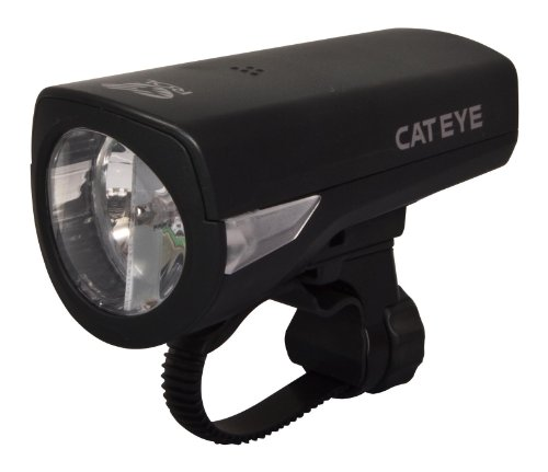 キャットアイ(CAT EYE) LEDヘッドライト ECONOM HL-EL340 ブラック 電池式