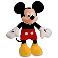 海外直輸入品 正規品 ミッキーマウス おもちゃ フィギア ぬいぐるみ ディズニー Disney 17 Inch Deluxe Plush Figure Mickey Mouse【JOY】