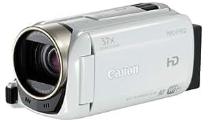Canon デジタルビデオカメラ iVIS HF R52 ホワイト 光学32倍ズーム IVISHFR52WH