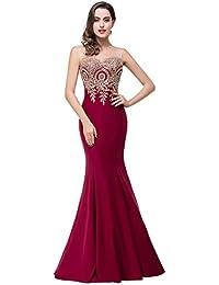 2e04ce017c9e9 Babyonlinedress(ベビーオンラインドレス) パーティードレス ロングドレス 13色展開 イブニングドレス カクテルドレス ドレス  ワンピース お呼ばれ 結婚式 二次会…