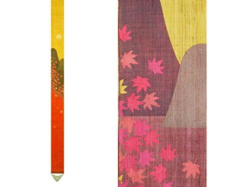 """[해외]자세한 태피스트리 """"紅葉山""""(가을 그린 데이터 페스트리)/Thin tapestry """"Mt. Moriyama"""" (Autumn hand-painted Tapperi)"""