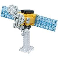ナノブロック 太陽観測衛星 NBC_199