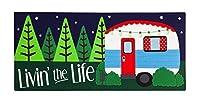 Evergreen Livin the Life Camper Sassafras Switch Mat [並行輸入品]