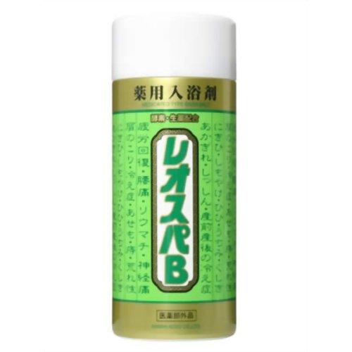 レオスパB 830g(入浴剤) 日用品 入浴剤・温浴器 入浴剤 [並行輸入品]