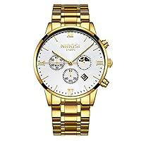 クォーツ時計防水時計ファッションカジュアル時計