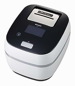 タイガー 炊飯器 土鍋圧力IH 「THE 炊きたて」 フロストホワイト 3.5合 JPX-A061-WF