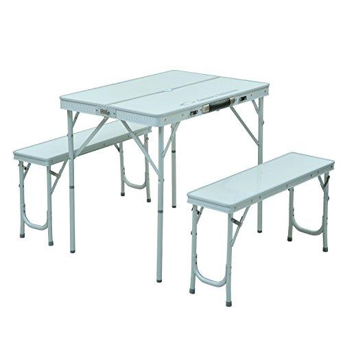 キャンパーズコレクション ユニシステーブルセット4
