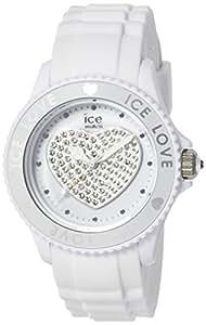 [アイスウォッチ]ICE-WATCH アイスラブコレクション ホワイト LO.WE.U.S  【正規輸入品】
