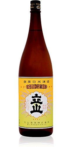 立山酒造 銀嶺立山 純米酒 1800ml [富山県]