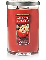 Yankee Candle Lサイズジャーキャンドル Large 2-Wick Tumbler Candle レッド 1244656Z