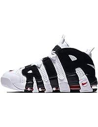 """【先行販売】Nike Air More Uptempo """" Scottie Pippen (White Black)""""(ナイキ エア モア アップテンポ """" スコッティ ピッペン """" #414962-105) (28cm(US10))"""